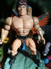 MOTU Wonderbread Savage He-Man *Very Good Custom Paint*