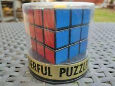 Rare Vintage Wondeful Puzzler Rubik's Cube UNOPENED!!!