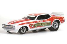 Auto World 1:18 Connie Kalitta Bounty Hunter Mustang Funny Car AW1111