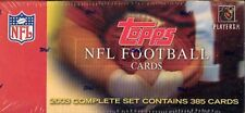 2003 Topps NFL Football Trading Card Complete Set, Factory Sealed