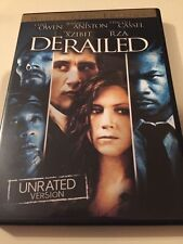 Derailed (Unrated Widescreen) Jennifer Aniston Clive Owen Classic Twist