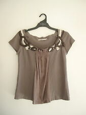 new silk tank top MINT' size 10