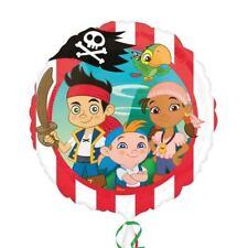45.7cm Disney Jake & les Pirates du pays imaginaire Ballon Anniversaire