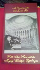 An Evening At The St. Louis Fox with Stan Kann & Mighty Wurlitzer Pipe Organ VHS