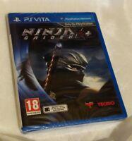 Ninja Gaiden Sigma 2 Plus II + PS Vita New Sealed UK PAL Sony PlayStation PSV