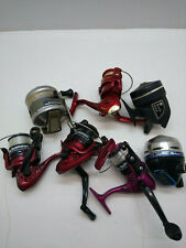 Vintage fishing reel lot Zebco, Shakespeare,South Bend, Conquest