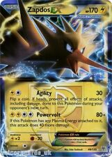 Zapdos EX 48/135 LBD Rare Holo Mint Pokemon Card