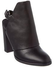 Vince 'Jody' Open Back Shield Bootie shoes womens  size 10 M