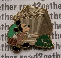 Disney Pin WDW Pin Trading University Welcome Pin Mickey Mouse