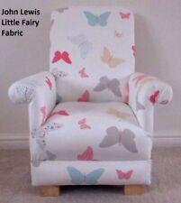 John Lewis Little Fairy Fabric Child's Chair Butterflies Girl's Armchair Kids