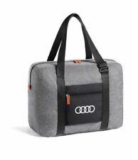 Audi Tasche Einkaufstasche Falttasche Reisetasche faltbar hellgrau 3152000100