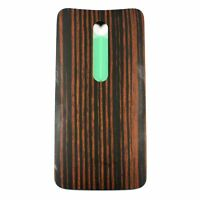 Motorola Moto X Style Pure Edition XT1575 OEM Battery Back Door Cover Ebony