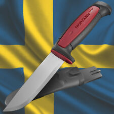 MORAKNIV PRO C - MORA of Sweden Survival Bushcraft Outdoor Knife, CARBON STEEL