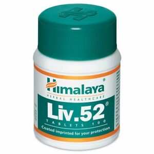 Himalayas Herbal Health Care Liv.52 Tablets - 100 Counts
