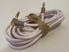 Beats by Dr. Dre 3.5mm Aux Audio Cable - White/Gold