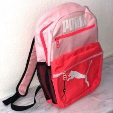 PUMA Evercat Meridian 2.0 Backpack, Laptop Bag Pink Bottle Compartment