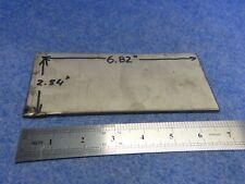 Lot of 5 Titanium Ti-CP AMS 4901 Plate Sheet 10/'/'x 6/'/'x .020/'/' Grade 4