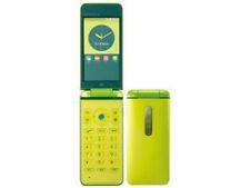 KYOCERA KYF31 GRATINA 4G WIFI KEITAI ANDROID FLIP PHONE GREEN UNLOCKED RARE!!