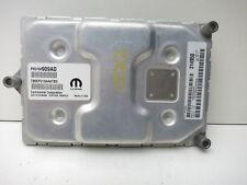 15 DODGE DART P05150909AD COMPUTER BRAIN ENGINE CONTROL ECU ECM MODULE K8119