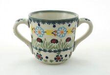 Bunzlauer Keramik Tasse Kinder - Becher - 2Henkel - 0,2 Liter (K094-IF45), Käfer
