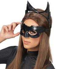 Catwoman Headpiece Mask DC Comics Batman Fancy Dress Halloween Costume Accessory