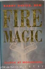 Fire Magic : Hijack to Mogadishu by Barry Davies (Hardback, 1994)