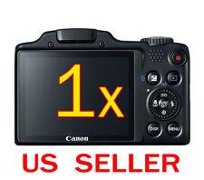 1x Canon PowerShot SX510 HS Camera Clear LCD Screen Protector Guard Shield Film