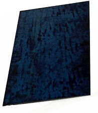 "Blue Tempered Spring Steel Shim 0.035"" x 12.375"" x 24"" Length *m"