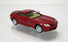 Herpa 023207-002  Mercedes-Benz SLR McLaren weinrot / wine red