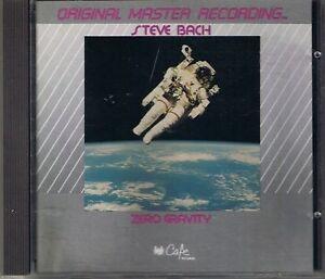 Bach, Steve Zero Gravity  MFSL Silver/Cafe Records CD