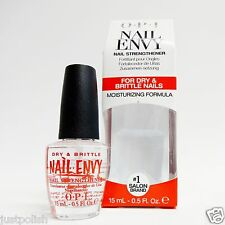 OPI Natural Nail Strengthener ENVY Strength + Color BUBBLE BATH .5oz/15mL SALE