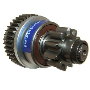 NEW STARTER DRIVE FOR DENSO FORD TRACTOR 1920 3415 NEW HOLLAND L465 L565 LX465