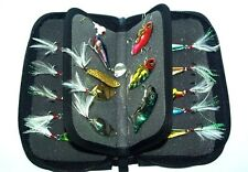 HOOKIT Fishing Spoon Lure Storage Bag Tackle Bag bolsa de la pesca Angeltasche