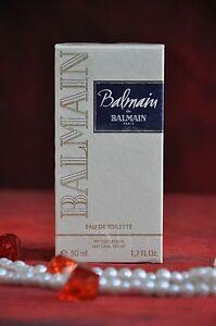 Balmain de Balmain EDT 50ml., Discontinued, Rare, New, Sealed