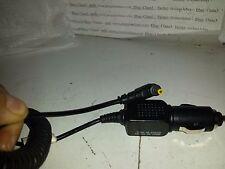 alimentatore da auto car chargers 12-16V dc 10V - 1A x navigatore telefonino etc