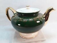 Homer Laughlin Lady Greenbrier Pattern Warranted 22k Gold Made In England