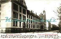 AK Hamburg-Barmbeck, Neue Schule, Käthnerkamp, 1904, 07/02