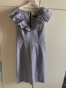 Bellissimo vestito In Cotone firmato Sandro Ferrone tg. 44/46 come nuovo!