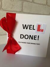 Controlador de alumno prueba de conducción práctica congratulatipns ypu pasado tarjeta