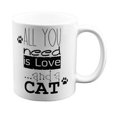 All You Need is Love ...and a Cat Mug XCMN231