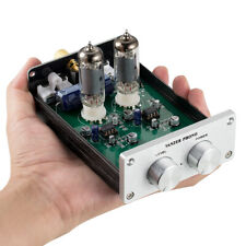 Mini HiFi Vacuum Tube MM Phono Preamp for Turntable Stereo Record Player Amp