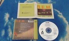 #R.E.M. – The One I Love  UK LTD MAXI CD SINGLE E.P W/RARE LIVE TRACKS**TOPS**
