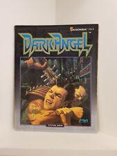 Shadowrun: Dark Angel, RPG, Fasa, Softcover