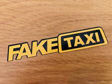 FAKE TAXI Aufkleber Sticker Porn YouPorn Sex FUN Spaß Brazzers Auto Kult Mi363