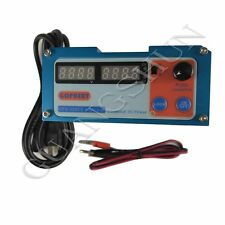 Compact DC Power Supply Digital display With Lock Button 0-32V 0-5A AC110-240V