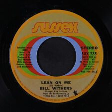 BILL WITHERS: Lean On Me / Mono 45 (dj) Soul