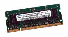 Samsung pc2 5300 512MB M470T6554CZ3-CE6 SO-DIMM