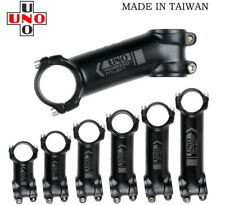 Aluminum UNO MTB XC -7/17° Stems Road Mountain Bike Handlebar Stem 31.8*60-130mm