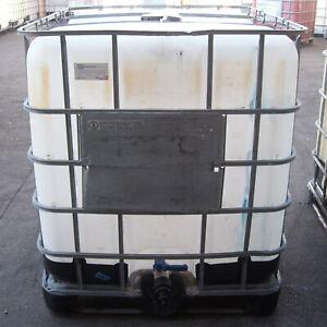 IBC1000_B - 1000L IBC water tank FREE adaptor