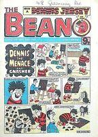 BEANO - 30th MAY 1981 (28 May - 3 June) RARE 40th BIRTHDAY GIFT !! FINE....dandy